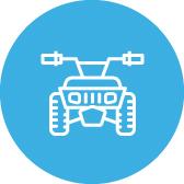 ATV Four Wheeler icon